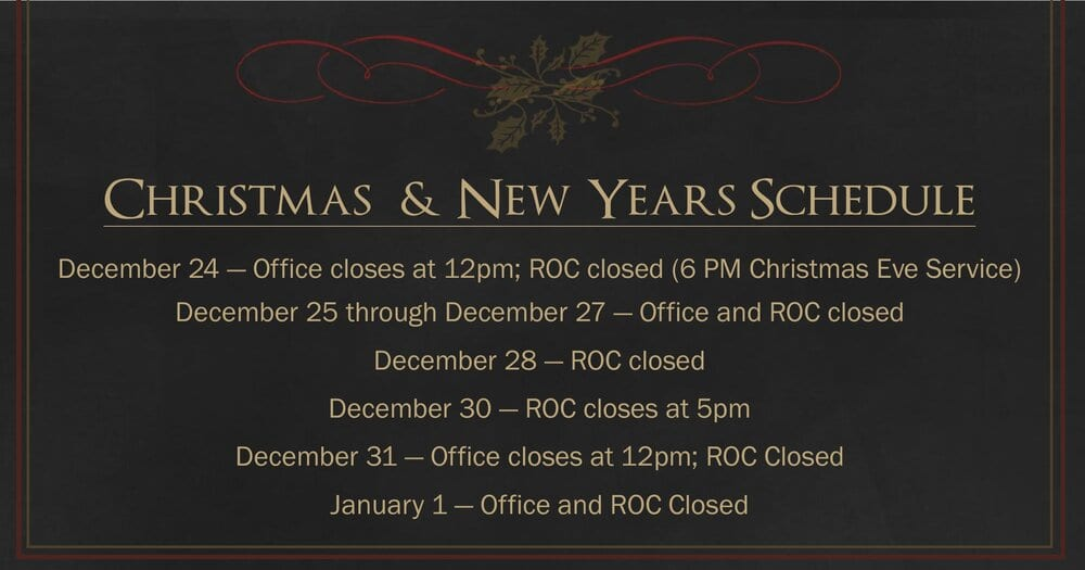 Christmas new years office roc schedule fb.jpg