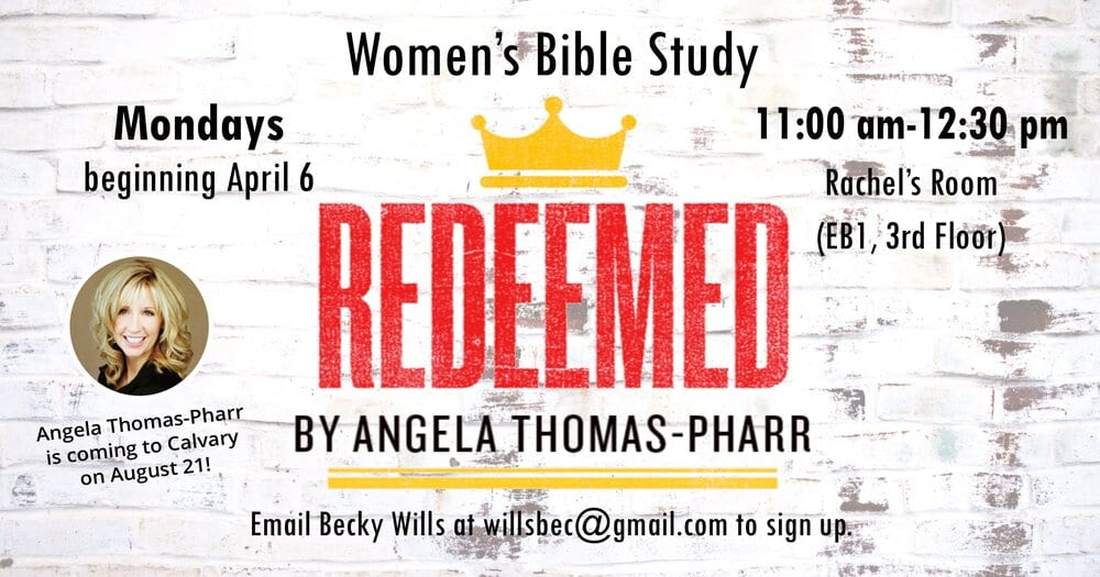 Redeemed Women's Bible Study monday fb.jpg