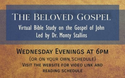 New Wednesday Evening Bible Study 9/9/20