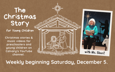 The Christmas Story for Young Children