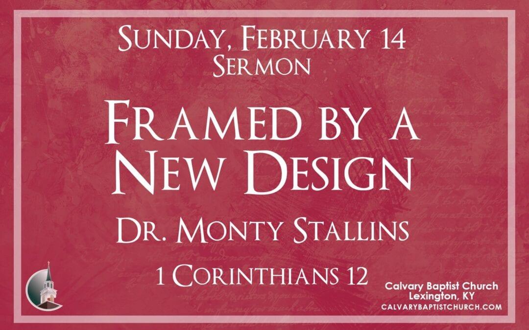 Sunday with Calvary 2/14/21