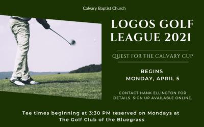 LOGOS Golf League 2021