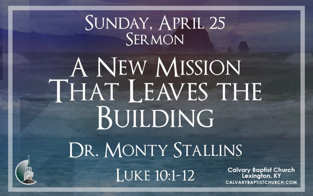 Sunday with Calvary 4/25/21