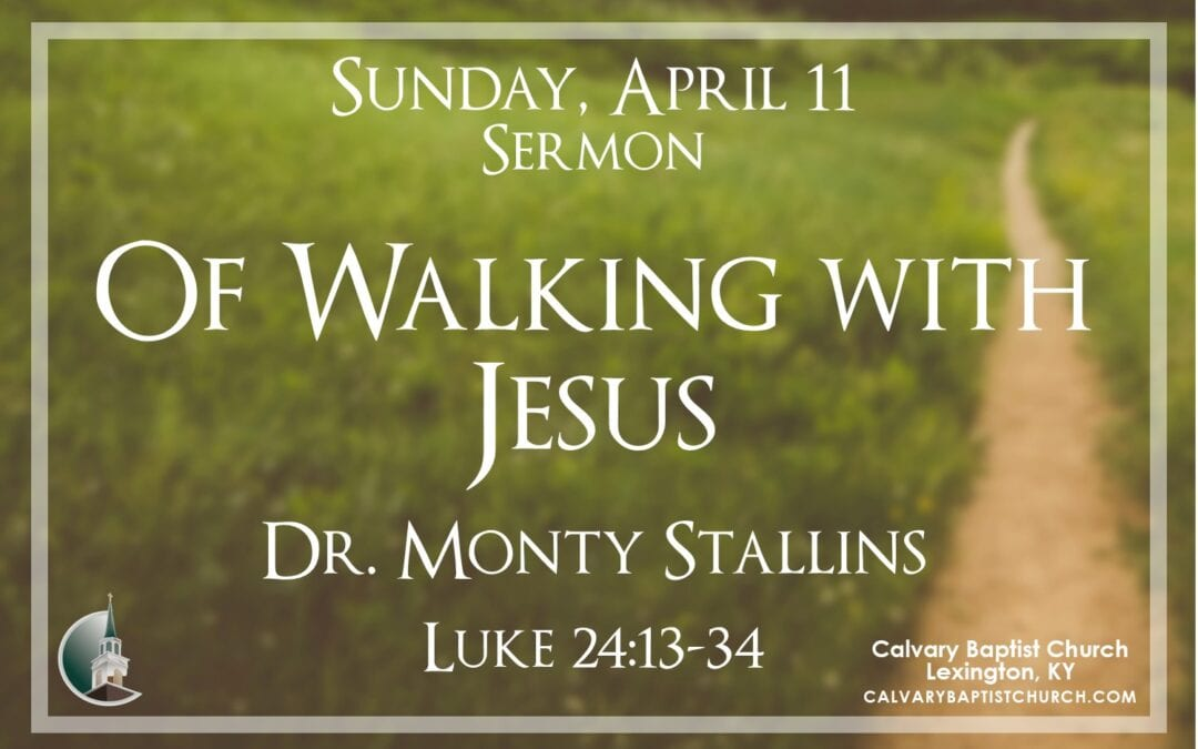 Sunday with Calvary 4/11/21