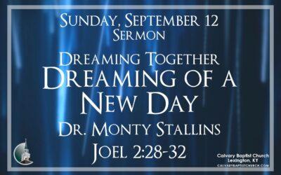 Sunday with Calvary 9/12/21